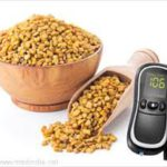 Fenugreek to treat diabetes